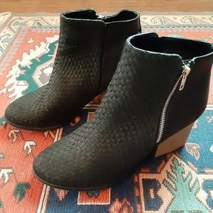 Maurices Shoes - 40% off MAURICES Side Zipper Booties